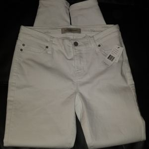NWT Liverpool White Jeans